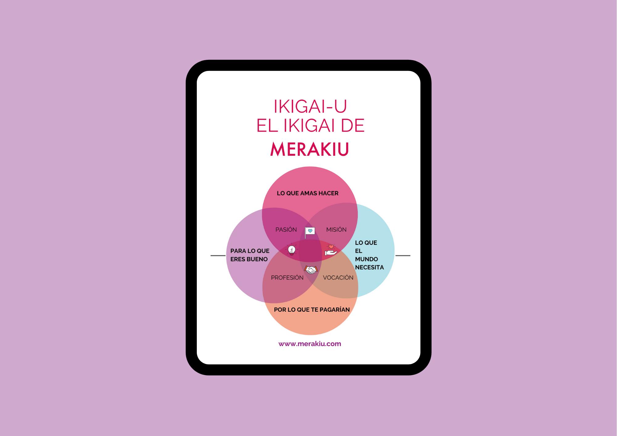 IKIGAI-U Merakiu