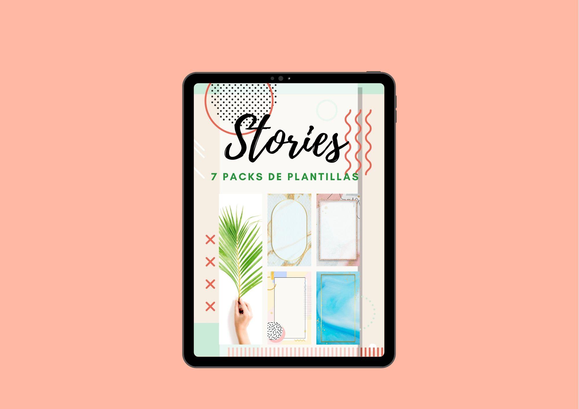 Pack para las Historias de Instagram