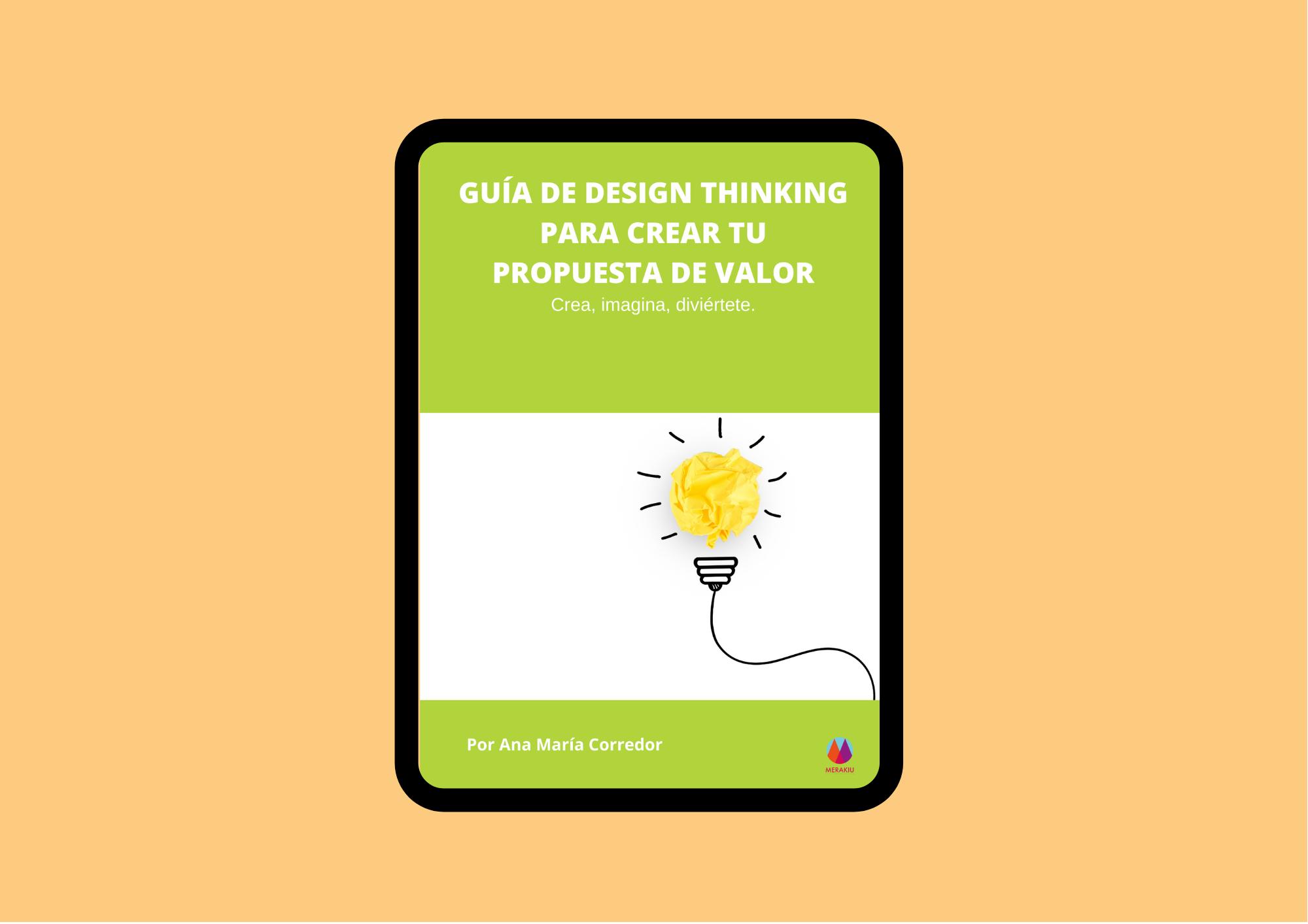 Design Thinking para tu Emprendimiento