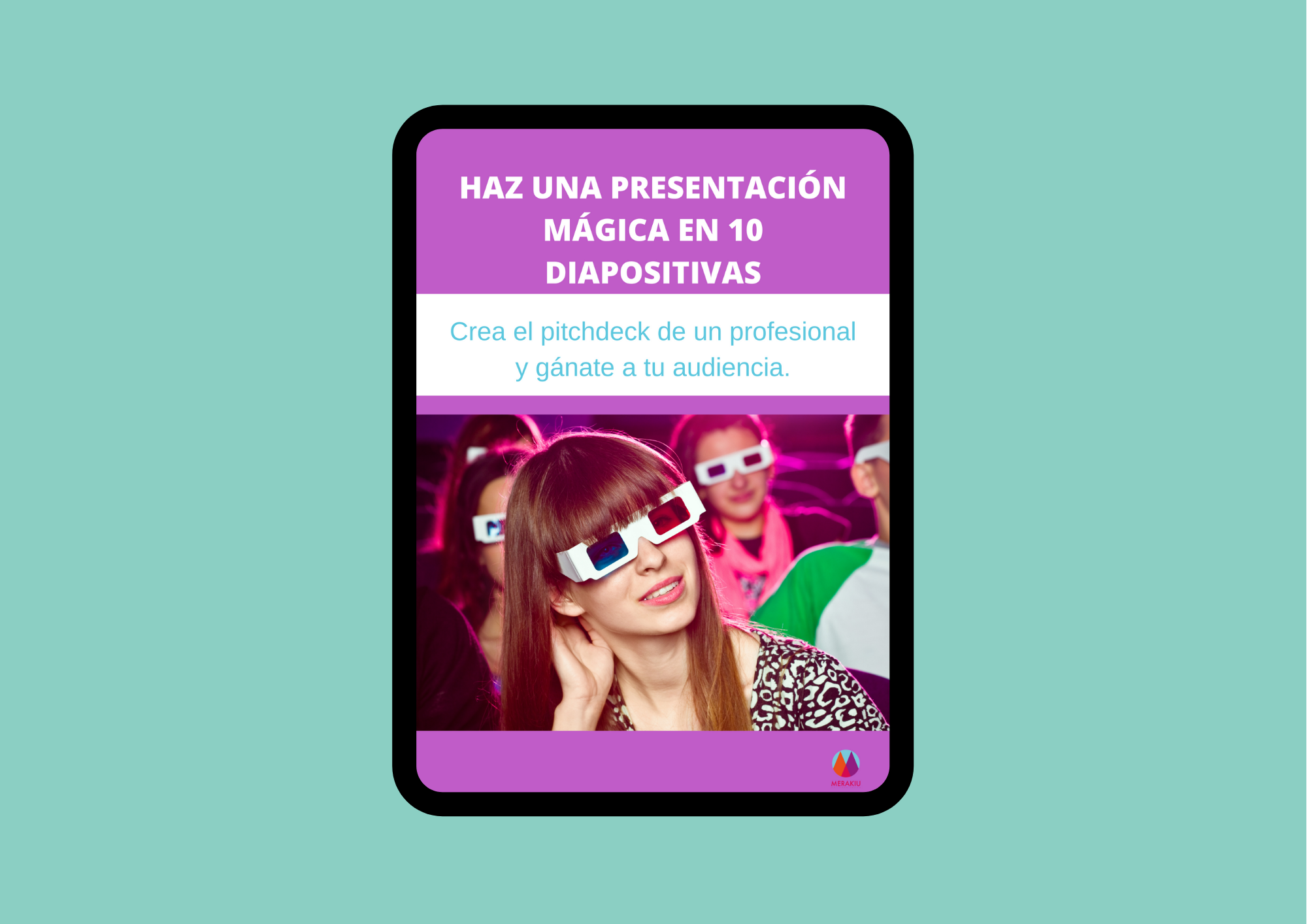 Haz una presentación mágica con estas 10 diapositivas